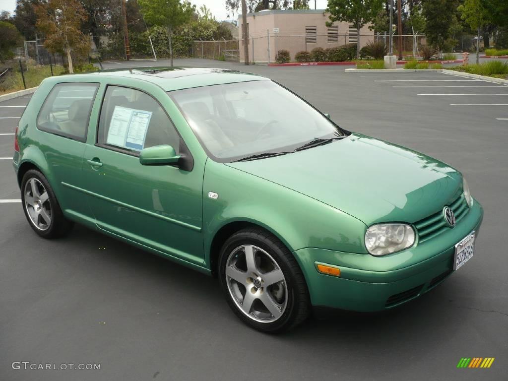 Volkswagen Gti Vr6 Specs >> 2002 Green Rave Metallic Volkswagen GTI VR6 #11713874 | GTCarLot.com - Car Color Galleries