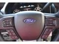 Earth Gray Steering Wheel Photo for 2017 Ford F150 #117447048