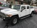 Birch White 2009 Hummer H3 T Alpha