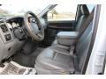 2006 Bright White Dodge Ram 1500 Laramie Quad Cab 4x4  photo #7