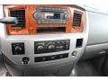 2006 Bright White Dodge Ram 1500 Laramie Quad Cab 4x4  photo #23