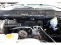 2006 Bright White Dodge Ram 1500 Laramie Quad Cab 4x4  photo #26