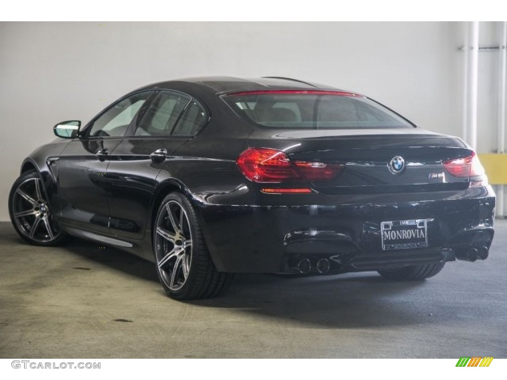 2017 Black Sapphire Metallic Bmw M6 Gran Coupe 117459898 Photo 3 Gtcarlot Com Car Color Galleries