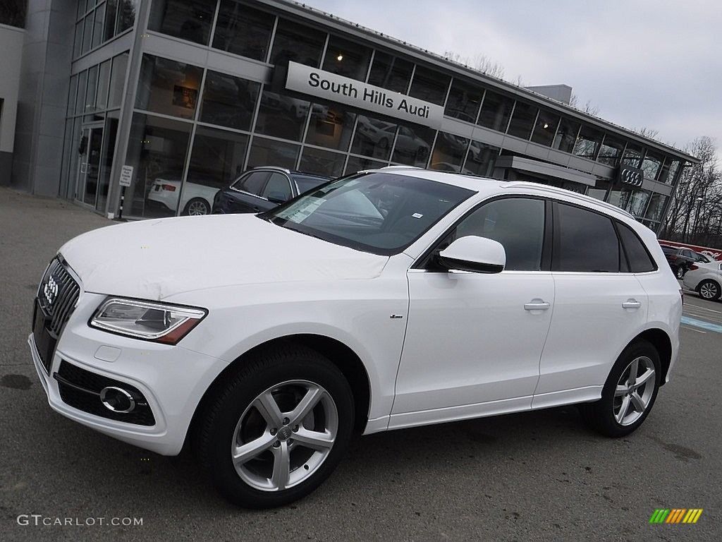 2017 Ibis White Audi Q5 2 0 Tfsi Premium Plus Quattro 117459819 Car Color
