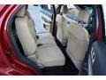 Medium Light Camel Rear Seat Photo for 2017 Ford Explorer #117492899