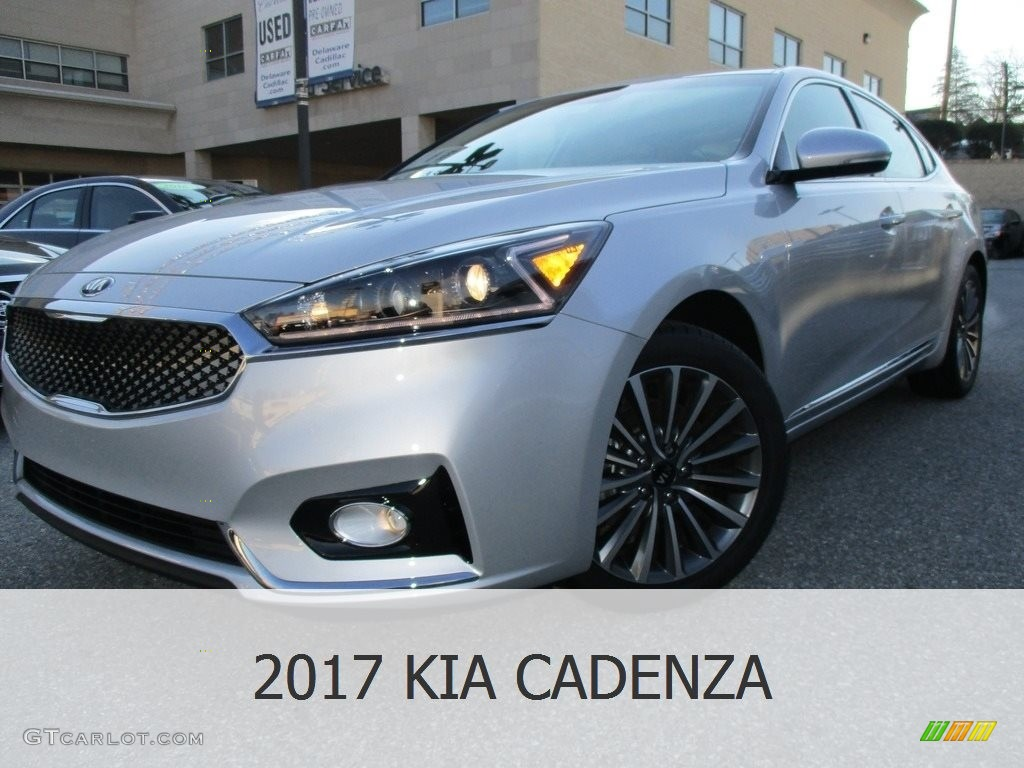 2017 silky silver kia cadenza premium 117494007 car color galleries. Black Bedroom Furniture Sets. Home Design Ideas