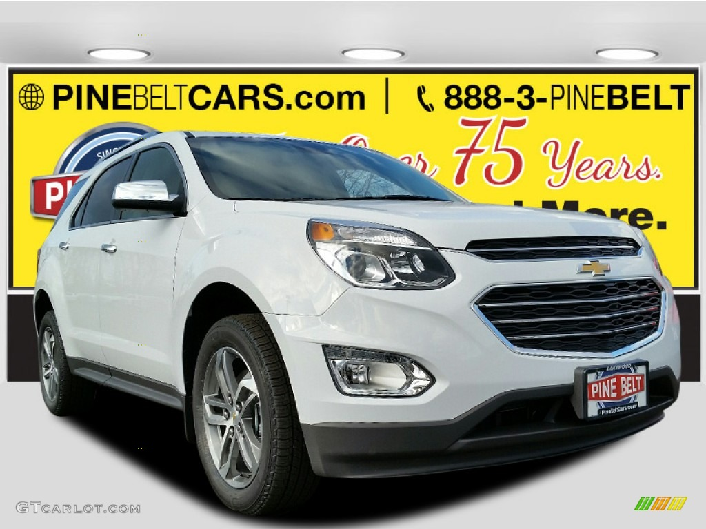 2017 summit white chevrolet equinox premier awd 117502816. Black Bedroom Furniture Sets. Home Design Ideas