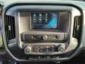 Dark Ash/Jet Black Controls Photo for 2017 Chevrolet Silverado 1500 #117503740