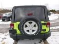 2017 Hypergreen Jeep Wrangler Sport 4x4  photo #5