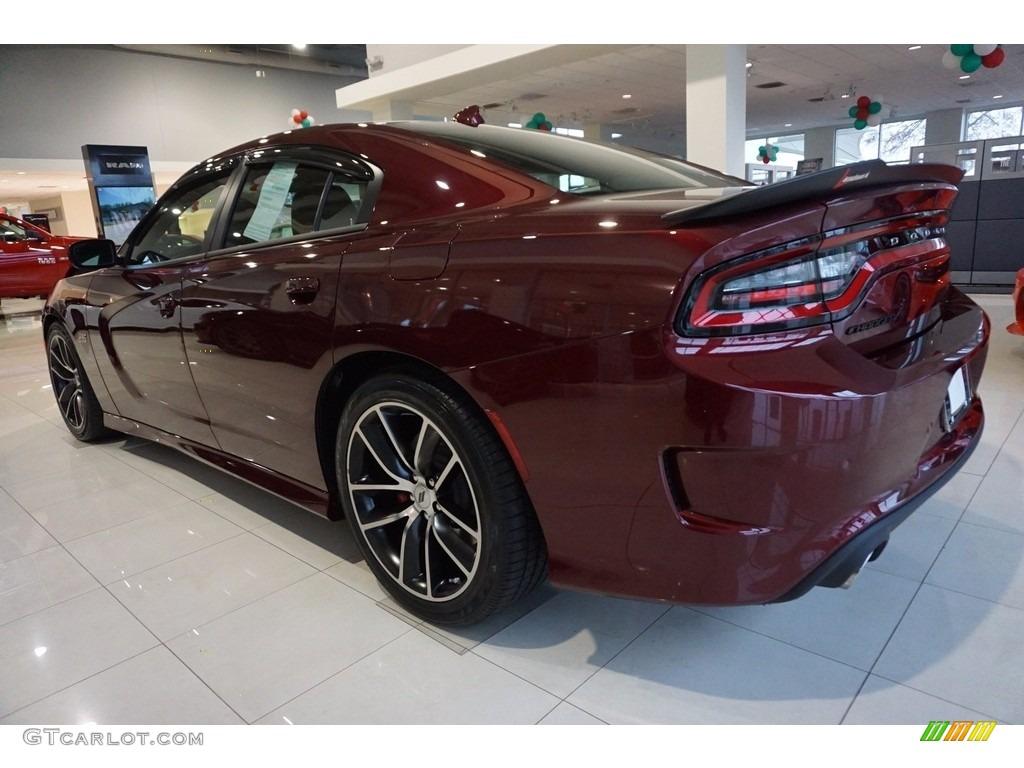 2017 octane red dodge charger r t scat pack 117509544 photo 3 car color galleries. Black Bedroom Furniture Sets. Home Design Ideas
