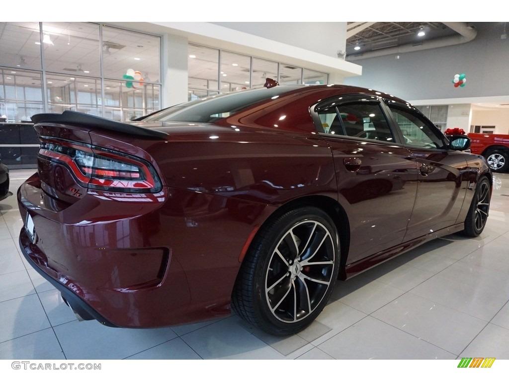 2017 octane red dodge charger r t scat pack 117509544 photo 5 car color galleries. Black Bedroom Furniture Sets. Home Design Ideas