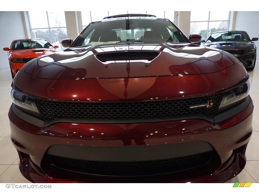 2017 octane red dodge charger r t scat pack 117509544 photo 8 car color galleries. Black Bedroom Furniture Sets. Home Design Ideas