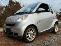 Silver Metallic 2008 Smart fortwo passion coupe