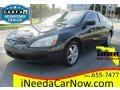 Graphite Pearl 2004 Honda Accord LX Coupe