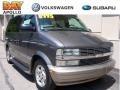 2004 Medium Charcoal Gray Metallic Chevrolet Astro LS AWD Passenger Van #11717648