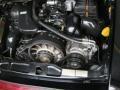 1993 Porsche 911 3.6 Liter SOHC 12V Flat 6 Cylinder Engine Photo