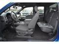 Black Interior Photo for 2017 Ford F150 #117563681