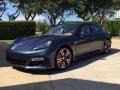 Yachting Blue Metallic 2013 Porsche Panamera GTS