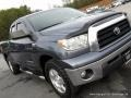 2007 Blue Streak Metallic Toyota Tundra SR5 Double Cab 4x4  photo #27