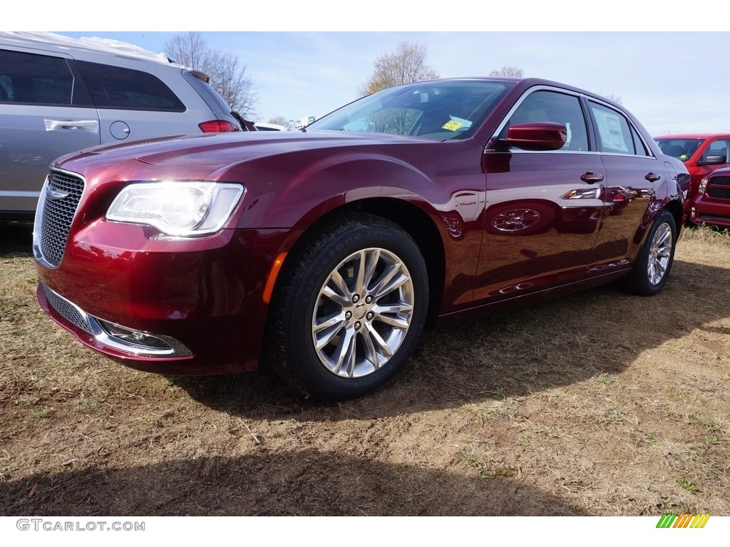 2017 velvet red chrysler 300 limited 117593103 car color galleries. Black Bedroom Furniture Sets. Home Design Ideas