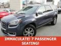 Atlantis Blue Metallic 2013 GMC Acadia SLT