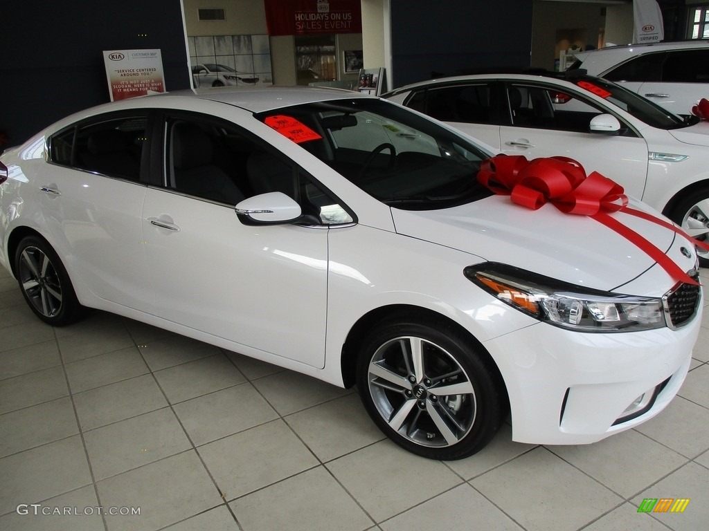 Used Car True Car >> 2017 White Kia Forte | Best new cars for 2018