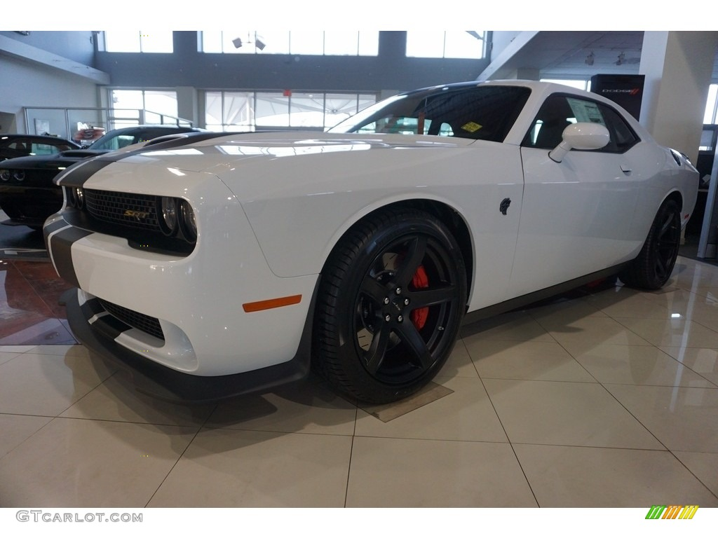 2017 White Knuckle Dodge Challenger Srt Hellcat 117593132 Gtcarlot Com Car Color Galleries
