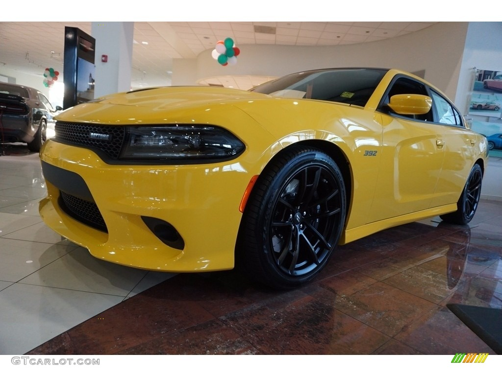 2017 Yellow Jacket Dodge Charger Daytona 392 117593131 Photo 3