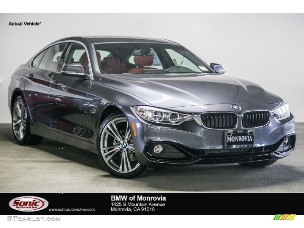 2017 Mineral Grey Metallic Bmw 4 Series 430i Gran Coupe 117593211 Gtcarlot Com Car Color