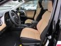 Nutmeg 2017 Toyota RAV4 Interiors
