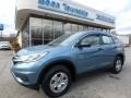 2015 Mountain Air Metallic Honda CR-V LX AWD  photo #1