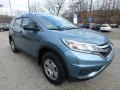 2015 Mountain Air Metallic Honda CR-V LX AWD  photo #8