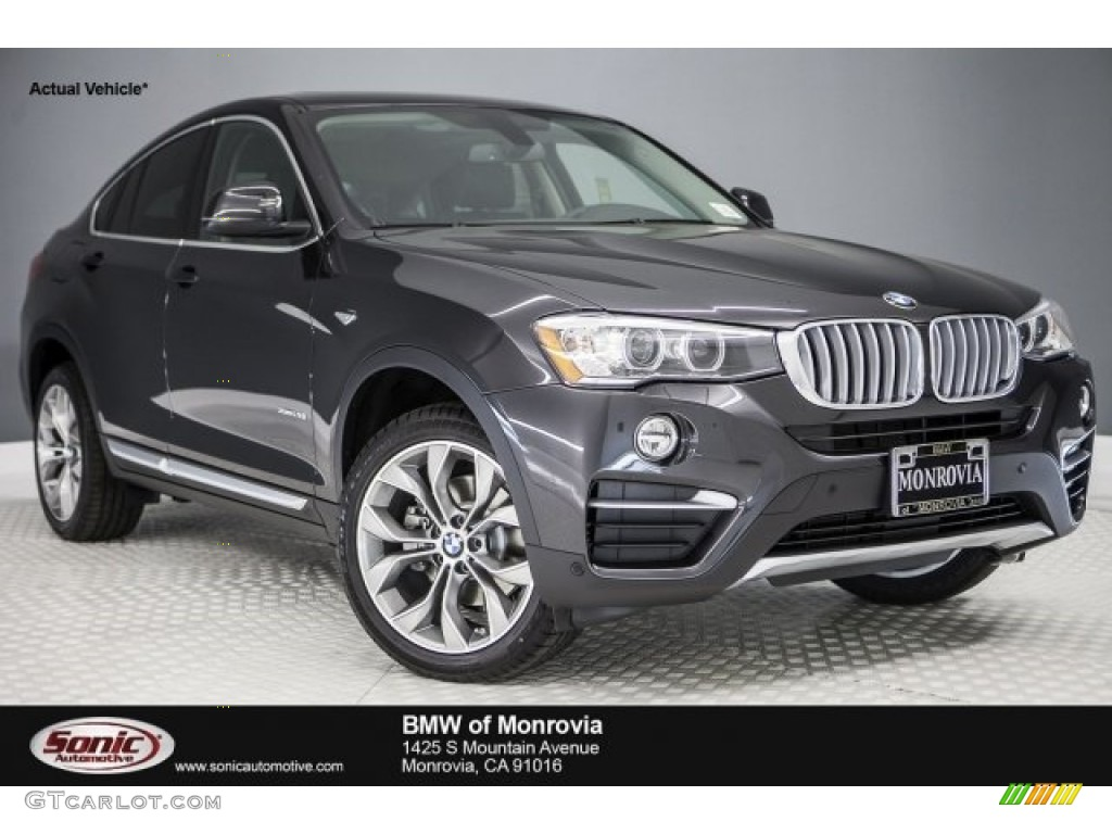 Dark Graphite Metallic BMW X4