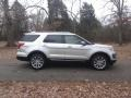 2016 Ingot Silver Metallic Ford Explorer Limited 4WD  photo #5