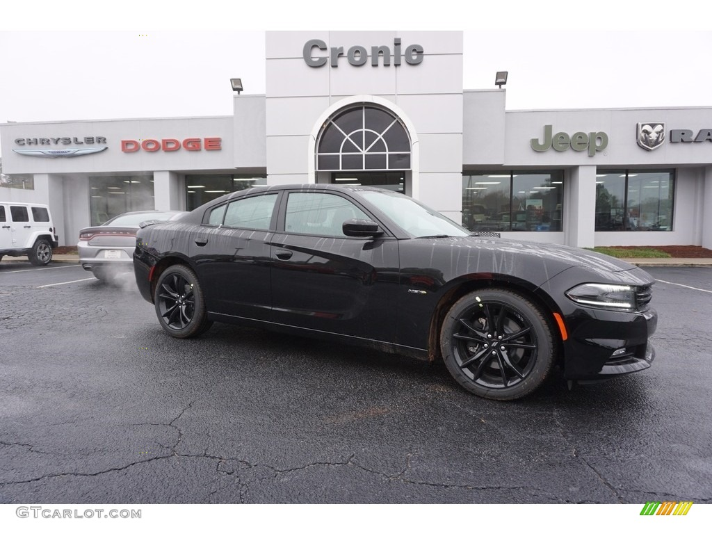 2017 pitch black dodge charger r t 117654775 photo 15 car color galleries. Black Bedroom Furniture Sets. Home Design Ideas