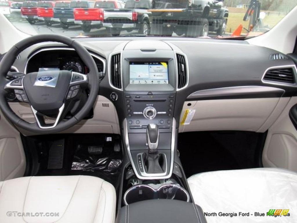 2017 Ruby Red Metallic Ford Edge Titanium Awd 117654547 Photo 16 Car Color