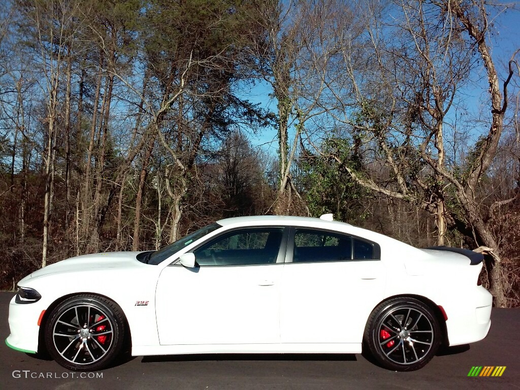 White Knuckle Dodge Charger