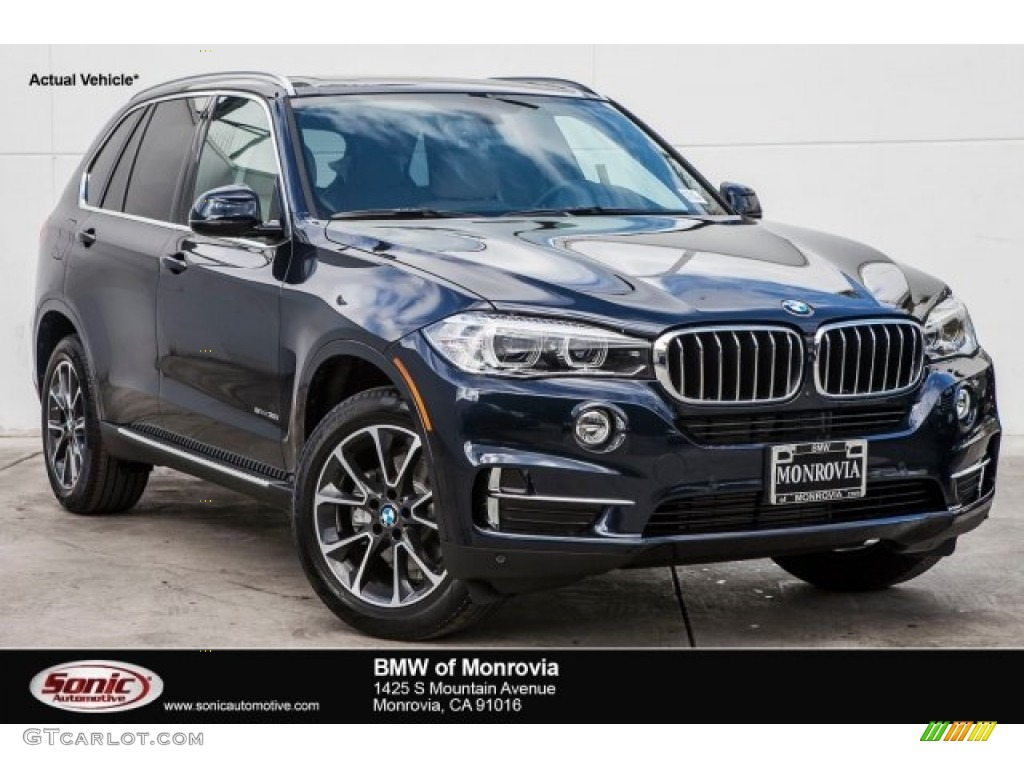 2017 Imperial Blue Metallic Bmw X5 Sdrive35i 117680240