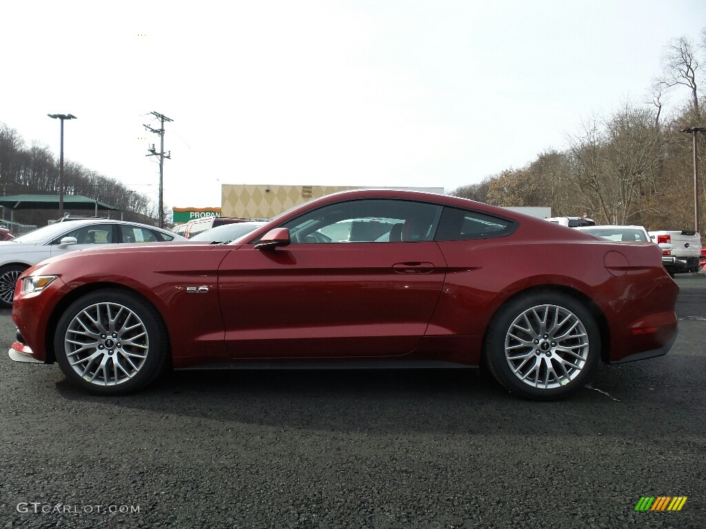 2017 ruby red ford mustang gt premium coupe 117680206 car color galleries. Black Bedroom Furniture Sets. Home Design Ideas