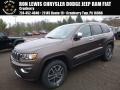 Walnut Brown Metallic 2017 Jeep Grand Cherokee Limited 4x4
