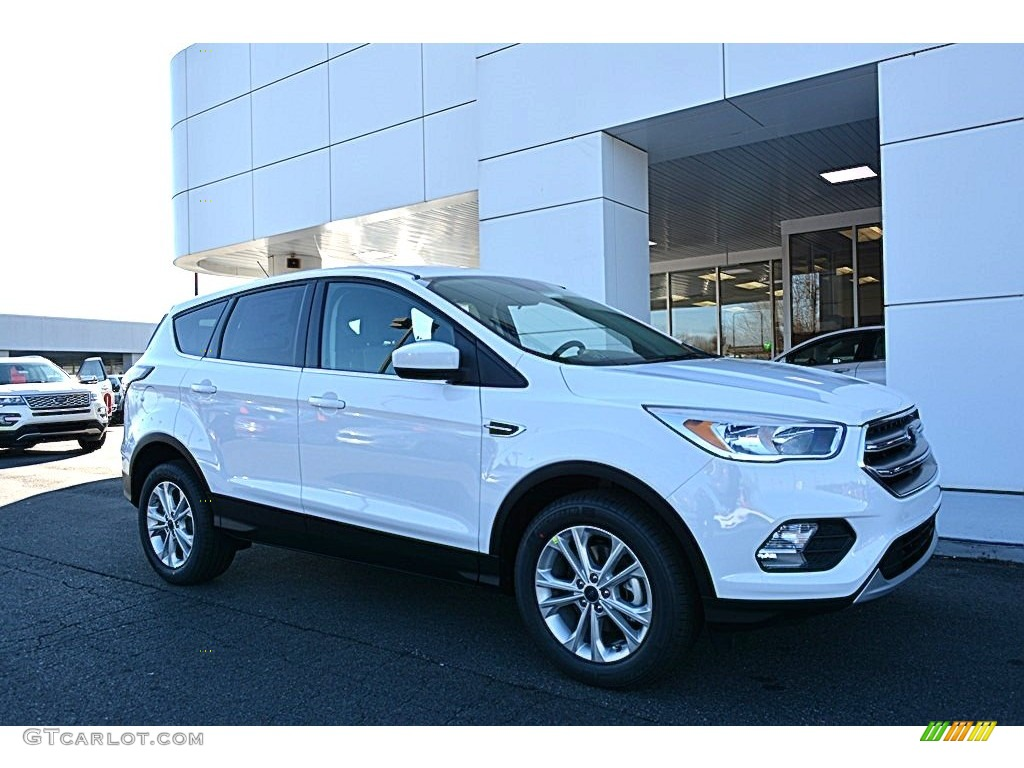 2017 oxford white ford escape se 117705748 car color galleries. Black Bedroom Furniture Sets. Home Design Ideas