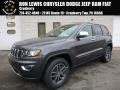 Granite Crystal Metallic 2017 Jeep Grand Cherokee Limited 4x4