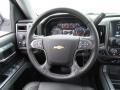 2016 Summit White Chevrolet Silverado 1500 LTZ Crew Cab 4x4  photo #45