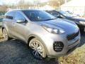 Front 3/4 View of 2017 Sportage EX
