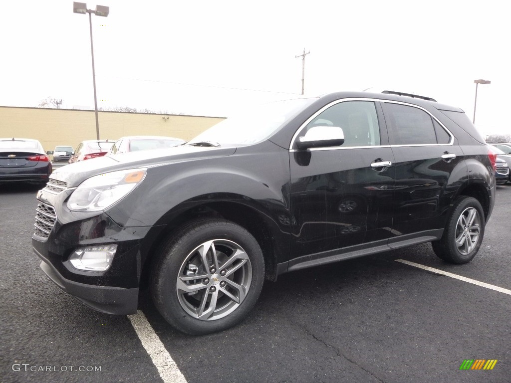 2017 black chevrolet equinox premier awd 117727361. Black Bedroom Furniture Sets. Home Design Ideas