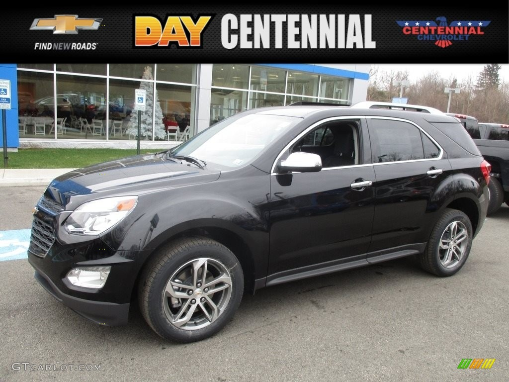 2017 black chevrolet equinox premier awd 117727243 photo. Black Bedroom Furniture Sets. Home Design Ideas