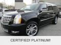 Black Raven - Escalade ESV Platinum AWD Photo No. 1