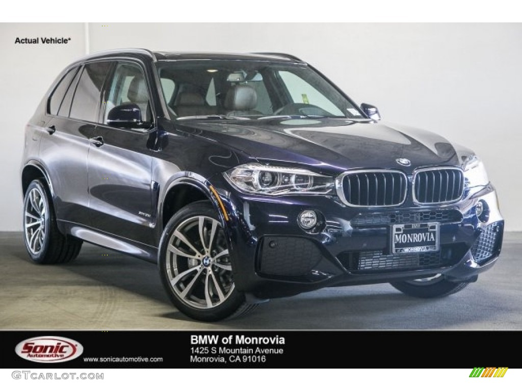2017 Carbon Black Metallic Bmw X5 Xdrive35i 117754416