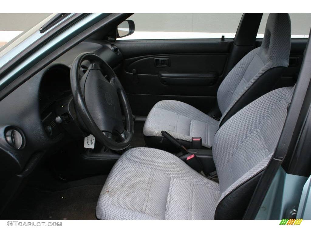 1993 light green metallic toyota tercel dx sedan 11764398 photo 5 gtcarlot com car color galleries gtcarlot com