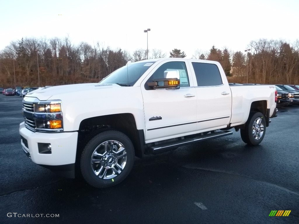 2017 summit white chevrolet silverado 2500hd high country. Black Bedroom Furniture Sets. Home Design Ideas